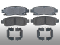 ACデルコ製リアブレーキパッド 02-05yトレイルブレイザー(除くEXT) 03-06ySSR