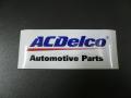 ACDelcoオフィシャルステッカー50×120mm