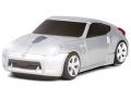 車両型ワイヤレス光学式マウス/370Z (Silver)