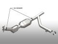 キャタライザー(触媒)ダイレクトフィットRH/MAGNAFLOW製 F150ピックアップ・ナビゲーター