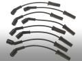 プラグコードワイヤリングSET※MELCO製IGNコイル用/ACデルコ製 シルバラード・タホ・サバーバン・エスカレード・デナリ・ハマーH2