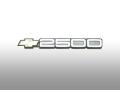 エンブレム・サイドネームプレート/ボウタイ2500/純正 CK・ブレイザー・タホ・サバーバン   エクスプレス ・