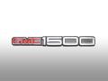 エンブレム・サイドネームプレート/GMC1500・ツメ付/純正 ユーコン
