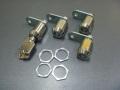 トノカバーキーシリンダー4個SET汎用/優良社外