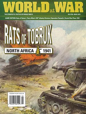 『World at War#64』【ゲームルールのみ日本語訳付】