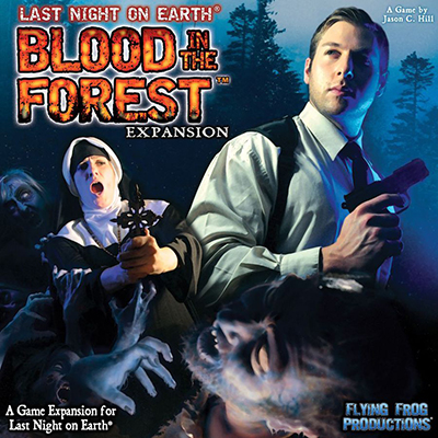 『BLOOD in the FOREST』【日本語ルール・カード訳付き】