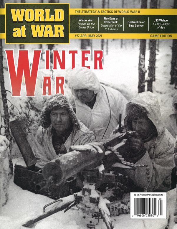 『World at War#77』【ゲームルールのみ日本語訳付】