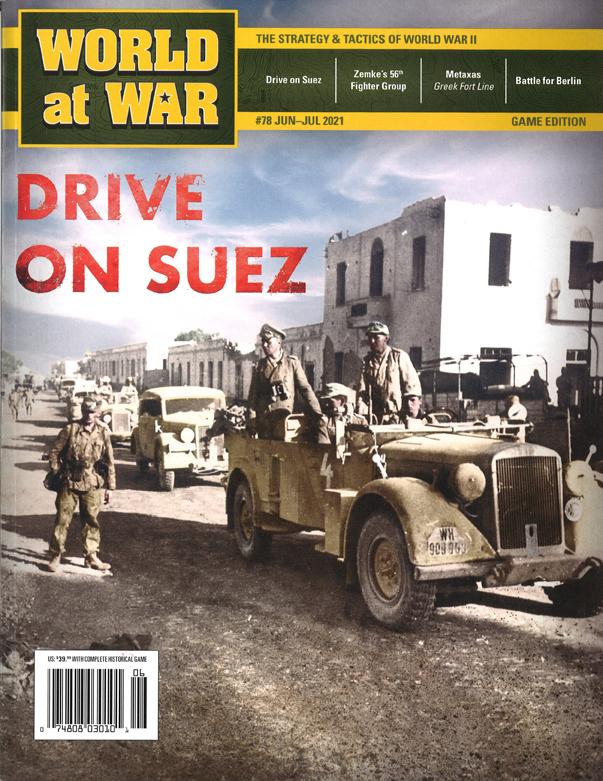 『World at War#78』【ゲームルールのみ日本語訳付】