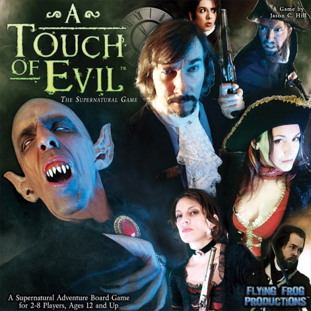 A Touch of Evil(ア・タッチ・オブ・イービル)
