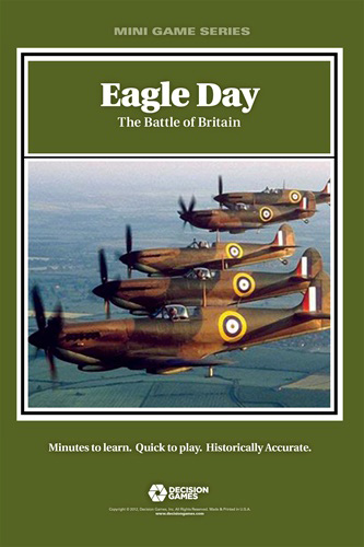 『Eagle Day: The Battle of Britain』【日本語ルール・カード訳付】