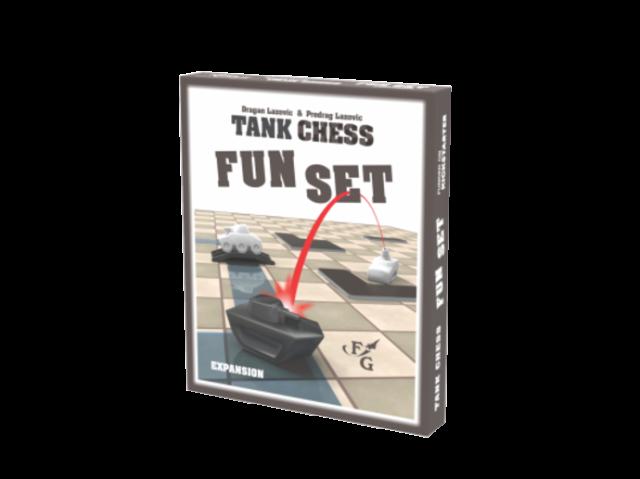 TANK CHESS FUN SET(タンクチェスファンセット)日本語版(拡張キット)