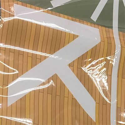 『飛行甲板プレイマット:瑞鶴』
