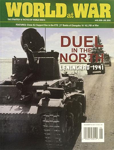 『World at War#48』【ゲームルールのみ日本語訳付】