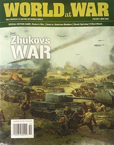 【★大・感・謝・祭★】『World at War#50』【ゲームルールのみ日本語訳付】