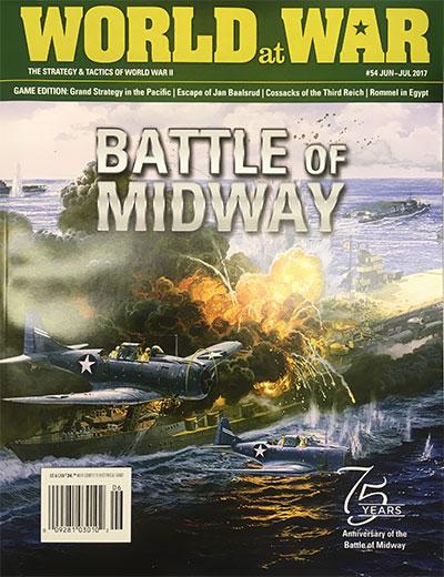 『World at War#54』【ゲームルールのみ日本語訳付】