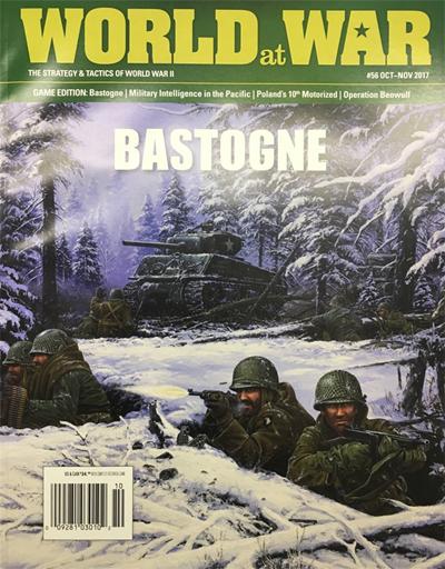 『World at War#56』【ゲームルールのみ日本語訳付】