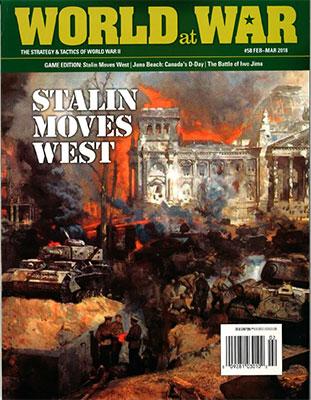 『World at War#58』【ゲームルールのみ日本語訳付】