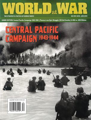 『World at War#63』【ゲームルールのみ日本語訳付】