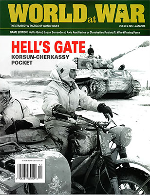 『World at War#57』【ゲームルールのみ日本語訳付】