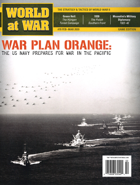 『World at War#70』【ゲームルールのみ日本語訳付】