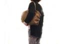 《新色》【超軽量チェーントートバッグ】 肩掛けトート メタリック ダークブロンズ色 大サイズ 日本製 GIRIER MORE