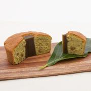 柿の専門店の柿の葉ケーキ KAKIHAケーキ