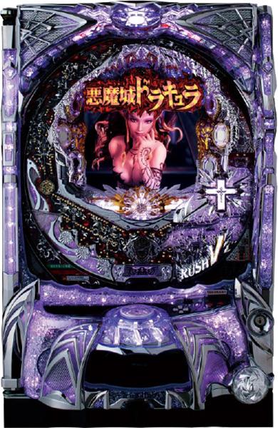 CRぱちんこ悪魔城ドラキュラ129ver.