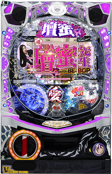 CRA壇蜜先生withBE-BOP