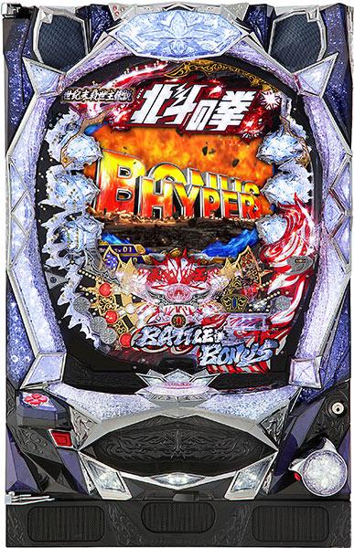 ぱちんこCR北斗の拳6拳王