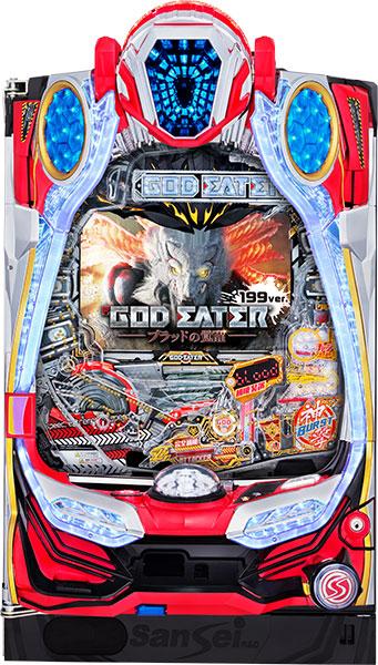 P GOD EATER-ブラッドの覚醒-MP