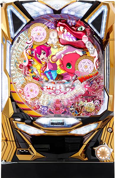 ぱちんこCRマジカルハンター249type