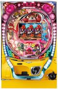 平和 CRA戦国乙女 9AX 【甘デジ】  黄枠