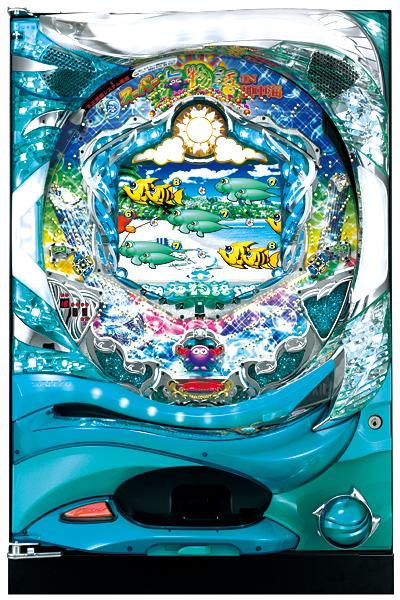 SANYO CRスーパー海物語IN地中海MTC
