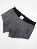 【1個までメール便可】Chimayo Cross Boxer Pants-CHACOAL-