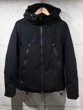Active Technical Jacket-BLACK-