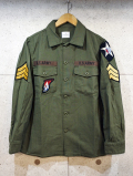 Custom Military Shirts-KHAKI-