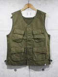 Battle Dress Uniform Vest-OLIVE-