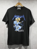 【先行予約7月入荷商品】Reproduct Rock Tee-SKULL-BLACK-