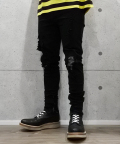 Clash Skinny Denim
