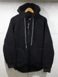 Fleece Boa Parka