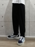 Drape Cut Sarouel Pants