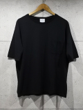 BOX BIG TEE-BLACK-