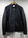 Leather Single Rider's Jacket