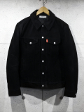 Suede 3rd G-Jacket-BLACK-