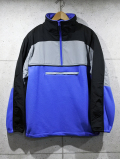 H/Z Fleece Jacket-BLUE-