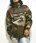 Packable Anorak Hoodie/パッカブルアノラックパーカー/CAMOUFLAGE