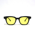 Flat Lens Toy Sunglasses-YELLOW-