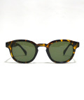 Round Wellington Flame Toy Sunglasses/ラウンドウェリントンフレームトイサングラス/DEMIxVINTAGE GREEN