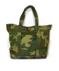 "Re:MAKE ""GORE-TEX"" CAMO TOTE BAG"