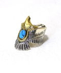 Turquoise Eagle Ring/ターコイズイーグルリング